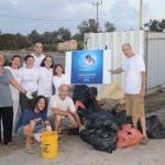 נתינה לשם נתינה: פעילות ניקוי חופים – פוסט מצולם