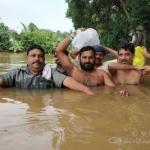 סיוע לנפגעי ההצפות בקראלה