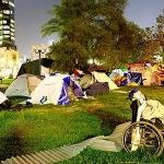 נתינה לשם נתינה – ארוחה חמה עבור תושבי האוהלים
