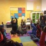 מתנדבים של אמה ישראל התחילו לסייע לילדי פליטים בדרום ת״א